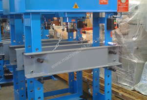 HD100/MH Electric Hydraulic H Frame Press