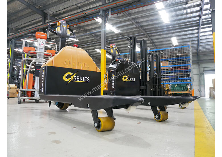 United C-Series NPP15E Electric Pallet Truck | 1.5T Lift Capacity | Clearance