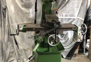 Hafco Vertical Milling Machine