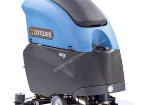 50cm ELECTRIC FLOOR SCRUBBING MACHINE, 40 LITRE TANKS