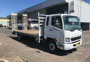 Mitsubishi Fighter 1224 Beavertail Truck