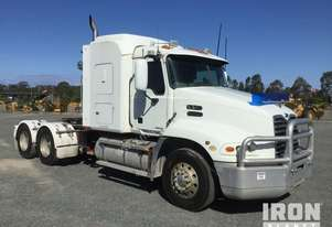 2005 Mack CX688RS 6x4 Prime Mover
