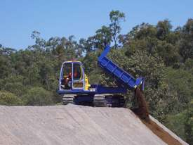 6.0 Tonne Dump Truck for HIRE - picture0' - Click to enlarge