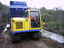 6.0 Tonne Dump Truck for HIRE - picture1' - Click to enlarge