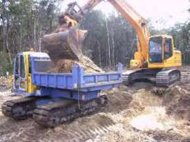 6.0 Tonne Dump Truck for HIRE - picture2' - Click to enlarge