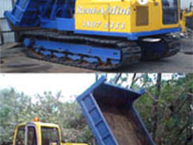 6.0 Tonne Dump Truck for HIRE - picture5' - Click to enlarge