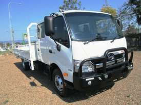 Hino 921- 300 Series Tray Truck - picture1' - Click to enlarge