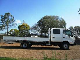Hino 921- 300 Series Tray Truck - picture5' - Click to enlarge