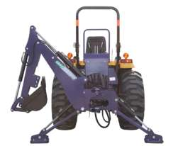 50HP TRACTOR BACKHOE ATTACHMENT, 3 POINT LINKAGE INCLUDES BUCKET - picture1' - Click to enlarge