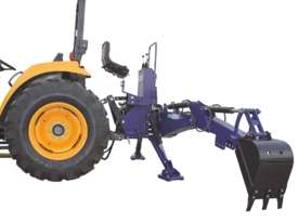 Backhoe Tractor Attachment - picture6' - Click to enlarge