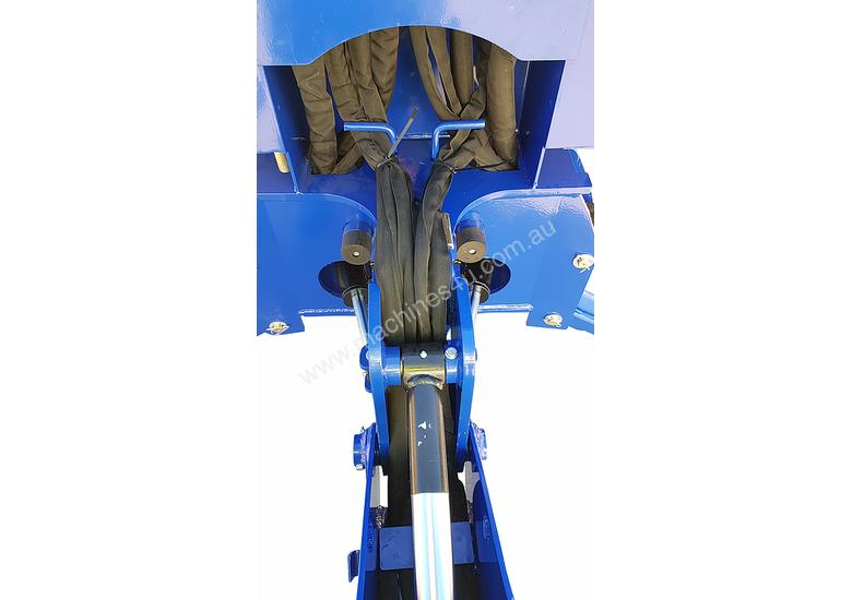 Backhoe Tractor Attachment