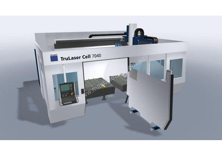 TRUMPF TruLaser Cell Series 7000