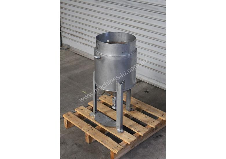 Jacketed Stainless Steel Tank
