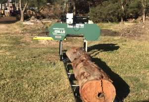 SAWMILLS - PORTABLE BAND SAW MILL - MOBILE LUMBER