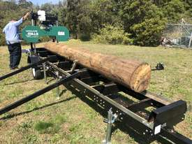 SAWMILLS - PORTABLE BAND SAW MILL - MOBILE LUMBER  - picture10' - Click to enlarge