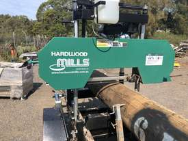 SAWMILLS - PORTABLE BAND SAW MILL - MOBILE LUMBER  - picture18' - Click to enlarge