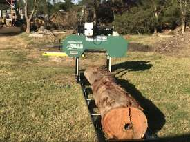 SAWMILLS - PORTABLE BAND SAW MILL - MOBILE LUMBER  - picture0' - Click to enlarge