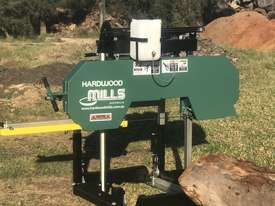 SAWMILLS - PORTABLE BAND SAW MILL - MOBILE LUMBER  - picture5' - Click to enlarge