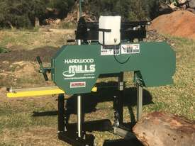 SAWMILLS - PORTABLE BAND SAW MILL - MOBILE LUMBER  - picture3' - Click to enlarge