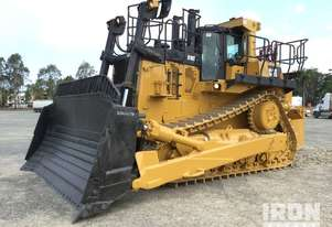 Caterpillar 2010 Cat D10T Crawler Dozer