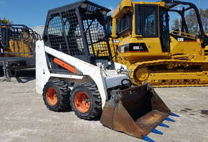 Bobcat S70 Mini Skidsteer loaders machssl