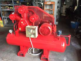 FS TA120 Air compressor - picture0' - Click to enlarge