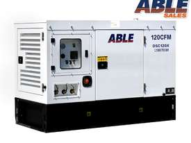 Diesel Screw Compressor 124 CFM - picture0' - Click to enlarge