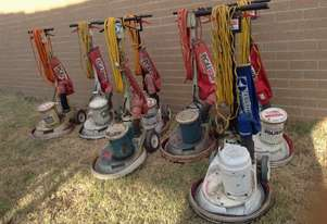 Polivac 7 Used   Polishers