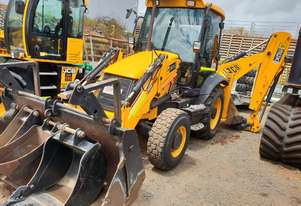 Jcb   BACK HOE 3CX