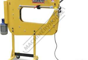 BR-16E-36LT Bead Roller - Motorised 1.6mm Mild Steel Thickness Capacity Includes 1/4