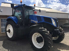 New Holland T8.390 FWA/4WD Tractor - picture5' - Click to enlarge