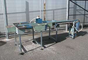 Motorised Belt Conveyor Variable Speed - 2.4m long