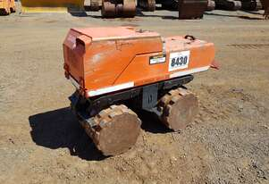 2006 Dynapac LP8500 Vibrating Padfoot Trench Roller *CONDITIONS APPLY*