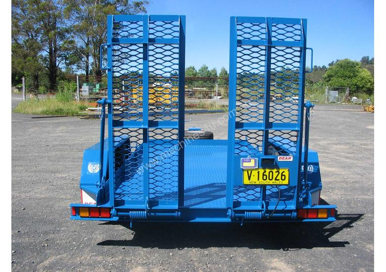 No.36 Tandem Axle Plant Transport Trailer