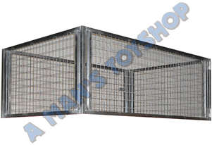 TRAILER CAGE FOR  8 X 5 GALVANISED FLAT