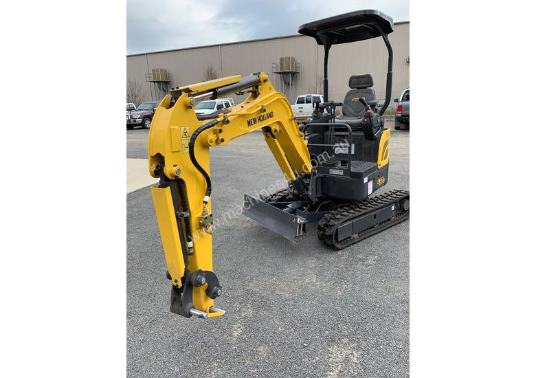 New Holland E17C 1.7 Tonne mini excavator for sale