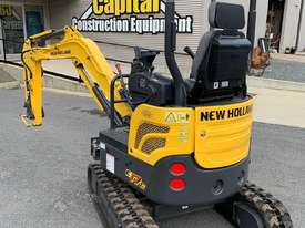 New Holland E17C 1.7 Tonne mini excavator for sale - picture0' - Click to enlarge