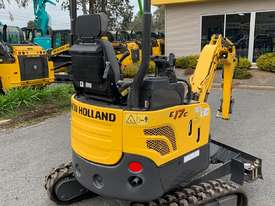 New Holland E17C 1.7 Tonne mini excavator for sale - picture1' - Click to enlarge