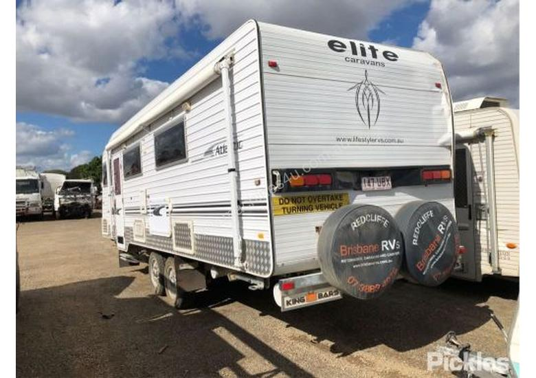 Used elite 2010 Elite Atlantic Diamond series 1 Caravans in