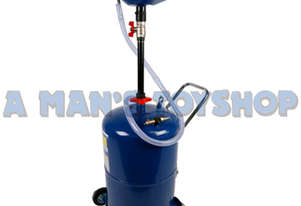 OIL DRAINER AIR 65 LITRE WITH OIL TRAY