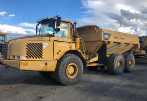 2004 Volvo A30D Articulated Off Highway Truck