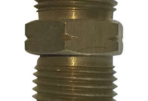 Cigweld Connection Coupling - 5/8 - 18UNF - Left Hand - WB35 - Pack of 10