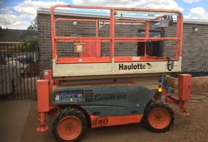 Haulotte   10dx Alterian 4x4