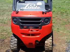 Used Forklift: H25T Genuine Preowned Linde 2.5t - picture2' - Click to enlarge