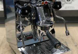 BRUGNETTI VIOLA 1 GROUP BRAND NEW STAINLESS STEEL ESPRESSO COFFEE MACHINE