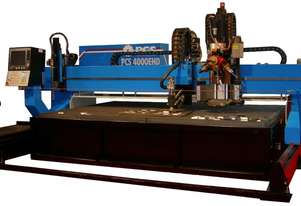 PCS HD – Heavy Duty CNC Plasma & Oxy Fuel Cutting Machine