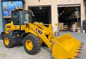 2020 UHI MACHINERY  WHEEL LOADER  2200KG LIFT 100HP Hydraulic Pilot Control Stock in SDY SA BNE