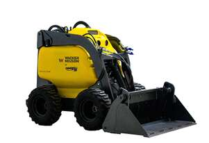 New Wacker Neuson Dingo Mini Loader SM440-31W Diesel, Inc 4-1 bucket