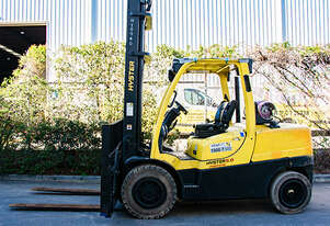 5.0T LPG Counterbalance Forklift