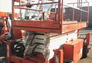 2nd Hand Snorkel SR4084KU Rough Terrain Scissor Lift